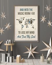 And into the music room I Go 16x24 Poster lifestyle-holiday-poster-1