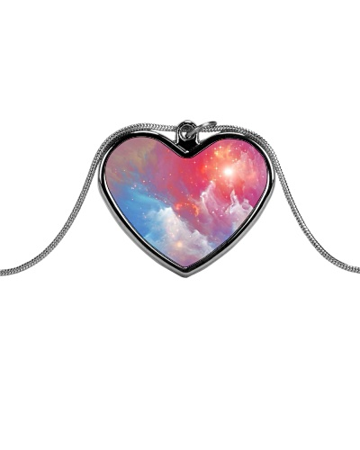 Primal Nova Elegant Women Galaxy Necklace