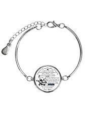 stf260112 Metallic Circle Bracelet thumbnail