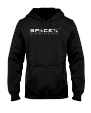 Spacex Ff Elon Musk Tesla Engineer Falcon Heavy En Hooded Sweatshirt thumbnail