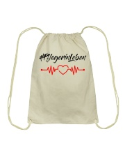 Fplegerin-Leben Drawstring Bag thumbnail