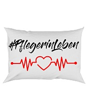 Fplegerin-Leben Rectangular Pillowcase thumbnail