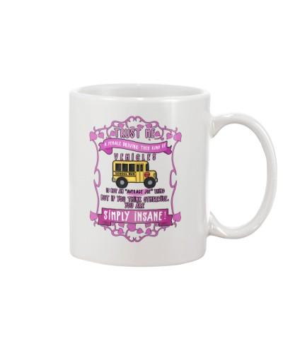SBU - Trust a school bus driver