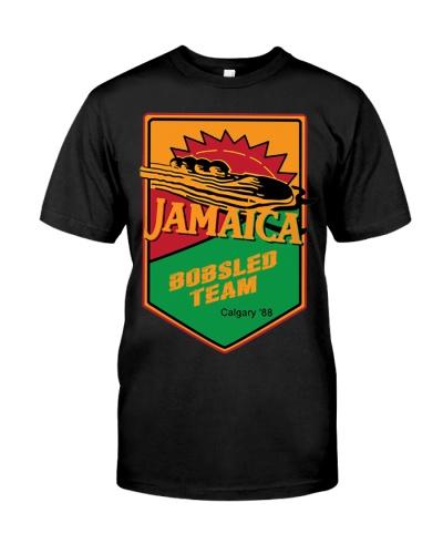 Jamaican Bobsled Team Cool Runnings