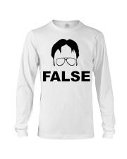 Dwight Schrute False Long Sleeve Tee thumbnail