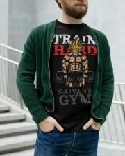 Train Hard GYM Classic T-Shirt apparel-classic-tshirt-lifestyle-front-107