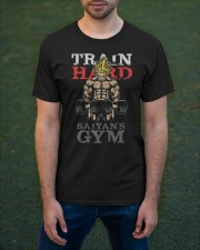 Train Hard GYM Classic T-Shirt apparel-classic-tshirt-lifestyle-front-42
