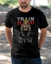 Train Hard GYM Classic T-Shirt apparel-classic-tshirt-lifestyle-front-50