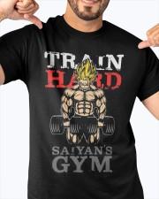 Train Hard GYM Classic T-Shirt apparel-classic-tshirt-lifestyle-front-92