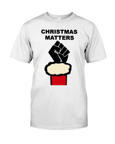 Christmas Matters Funny Xmas
