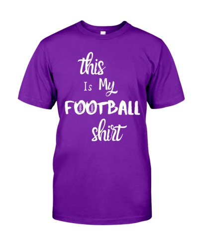 My Football Shirt
