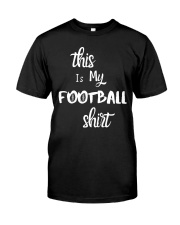 My Football Shirt Premium Fit Mens Tee thumbnail