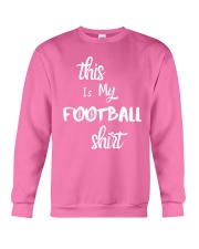 My Football Shirt Crewneck Sweatshirt thumbnail