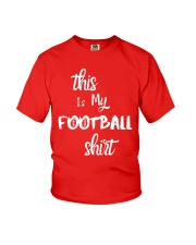 My Football Shirt Youth T-Shirt thumbnail