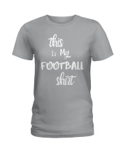 My Football Shirt Ladies T-Shirt thumbnail