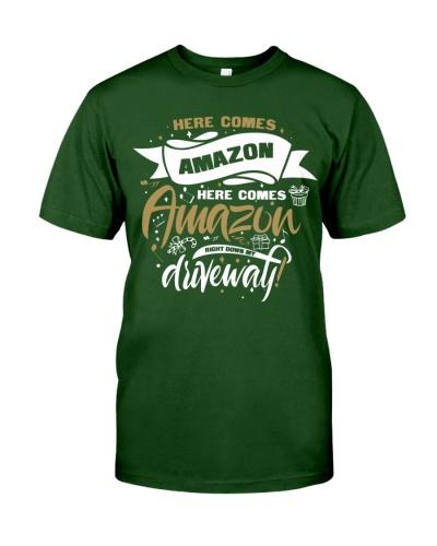 Here Comes Amazon Christmas