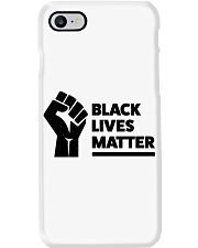 Black Lives Matter Awareness Phone Case thumbnail