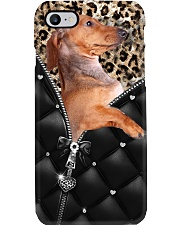dachshund lt Phone Case i-phone-8-case