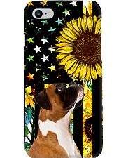 Boxer sunshine Phone Case i-phone-8-case