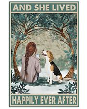 Beagle Happily Ever After 11x17 Poster front