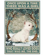 Westie Once Upon A Time 11x17 Poster front