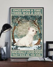 Westie Once Upon A Time 11x17 Poster lifestyle-poster-2