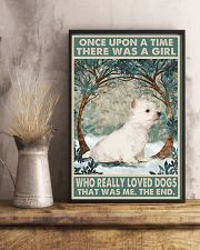Westie Once Upon A Time 11x17 Poster lifestyle-poster-3