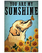 Golden You Are My Sunshine 11x17 Poster front
