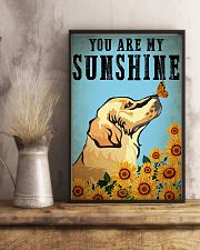 Golden You Are My Sunshine 11x17 Poster lifestyle-poster-3