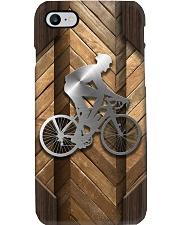 cycling wood Phone Case i-phone-8-case