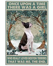 Boston Once Upon A Time 11x17 Poster front
