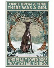 Greyhound Once Upon A Time 11x17 Poster front