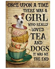 Jack Russell Once Upon A Time 1 11x17 Poster front