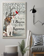 Jack Russell I Breathe 11x17 Poster lifestyle-poster-1