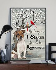 Jack Russell I Breathe 11x17 Poster lifestyle-poster-2