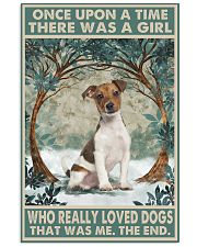 Jack Russell Once Upon A Time 11x17 Poster front
