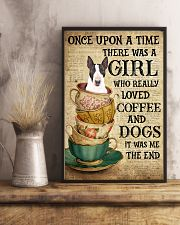 Bull Terrier Once Upon A Time 11x17 Poster lifestyle-poster-3