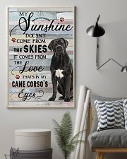 Cane Corso Comes From The Love 11x17 Poster lifestyle-poster-1