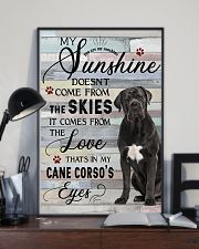 Cane Corso Comes From The Love 11x17 Poster lifestyle-poster-2