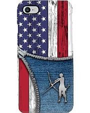 Archery Usa Flag Phone Case i-phone-8-case