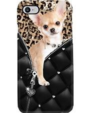 chihuahua lt Phone Case i-phone-8-case