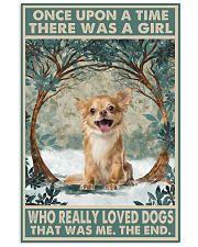 Chihuahua Once Upon A Time 11x17 Poster front