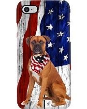 Boxer Usa Flag Phone Case i-phone-8-case