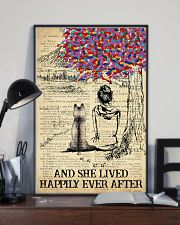 Husky Happily Ever After 11x17 Poster lifestyle-poster-2
