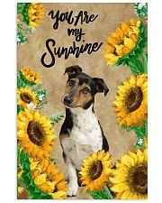 Tri Colour Jack Russell You Are My Sunshine 11x17 Poster front