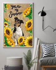 Tri Colour Jack Russell You Are My Sunshine 11x17 Poster lifestyle-poster-1