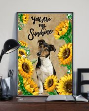 Tri Colour Jack Russell You Are My Sunshine 11x17 Poster lifestyle-poster-2