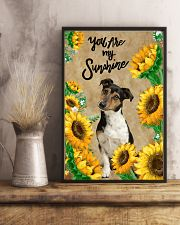 Tri Colour Jack Russell You Are My Sunshine 11x17 Poster lifestyle-poster-3