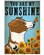 Jack Russell Terrier My Sunshine 11x17 Poster front