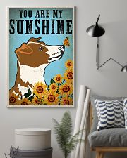 Jack Russell Terrier My Sunshine 11x17 Poster lifestyle-poster-1
